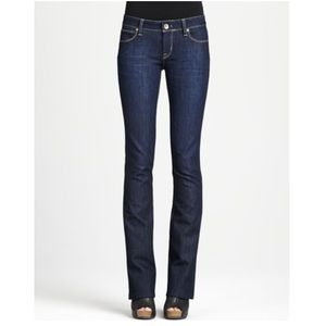 DL1961 Cindy Slim Bootcut Jeans - Mariner Wash
